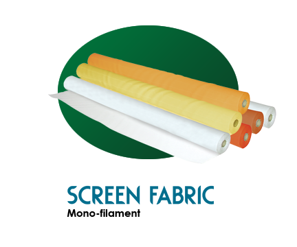 AWT High Technology Mesh:Monofilament Screen Fabric