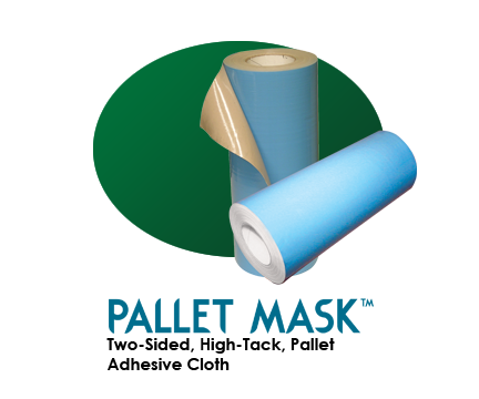 Pallet Mask Two-Sided Adhesive